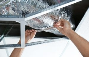 Do You Have Water Stains Around Your A/C Vents?
